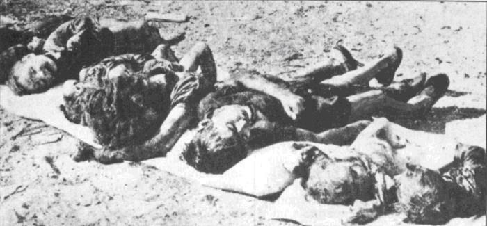 Massacre d el hallia