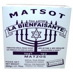 Matsot a l au la bienfaisante