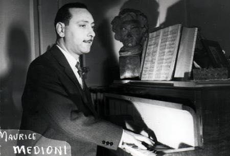 Maurice medioni