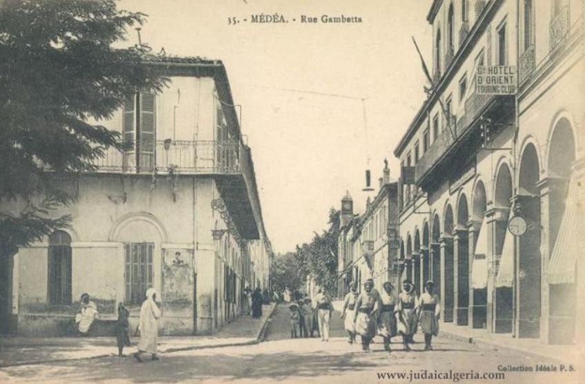 Medea rue gambetta