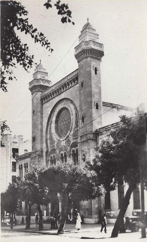 Oran la grande synagogue
