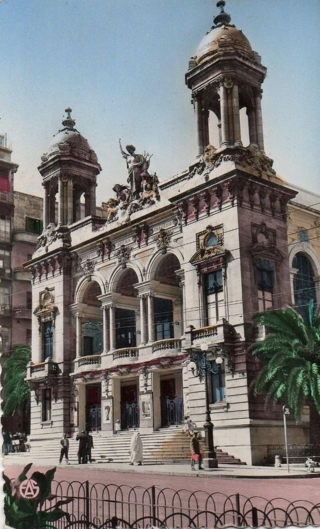 Oran le theatre 2