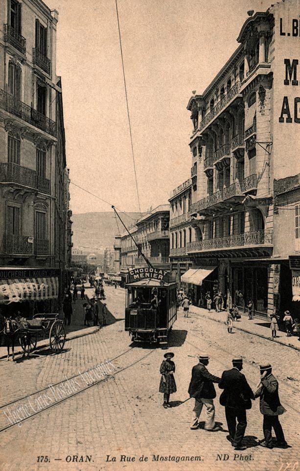 Oran rue de mostaganem