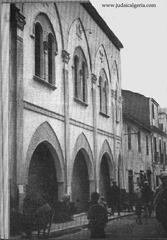 Philippeville la synagogue