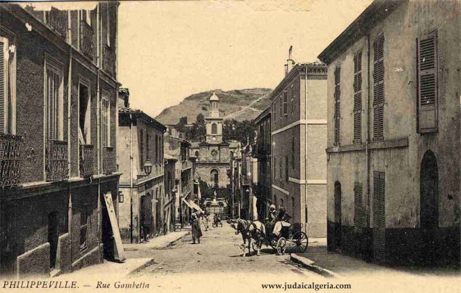 Philippeville rue gambetta