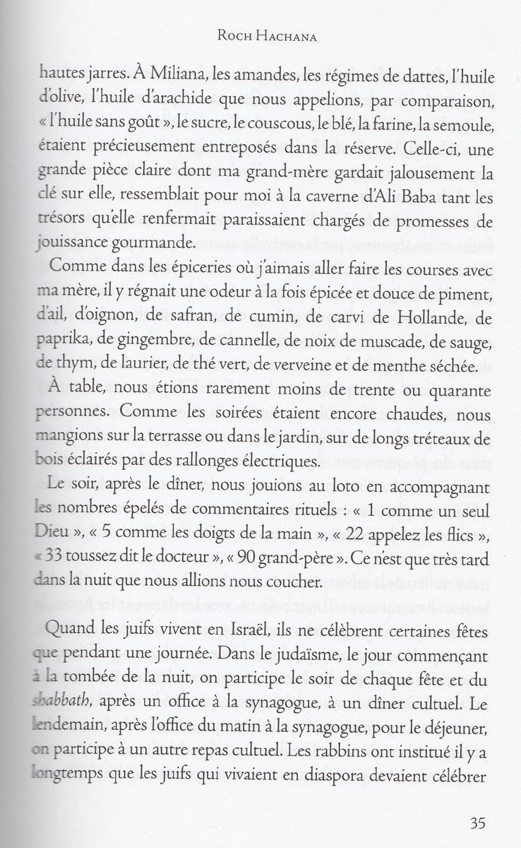 Roch hachana algerie aimee leone jaffin 3