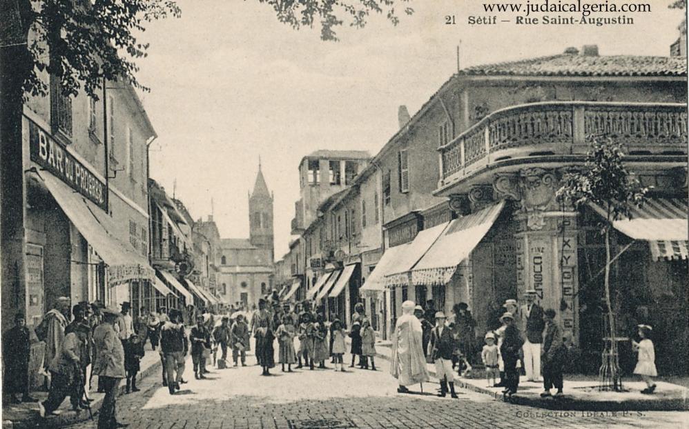 Setif rue saint augustin