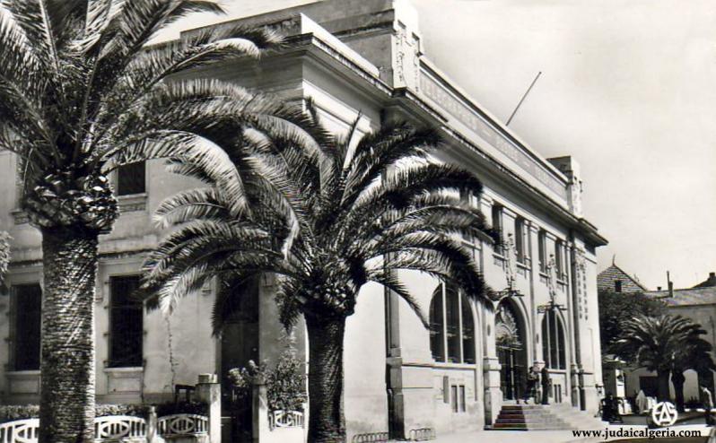 Sidi bel abbes hotel des postes