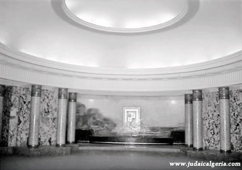 Sidi bel abbes interieur du theatre