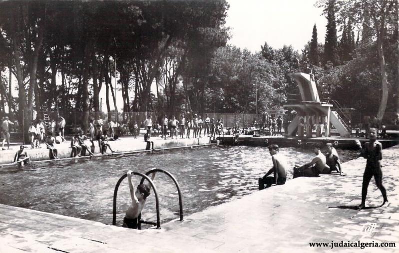 Sidi bel abbes la piscine