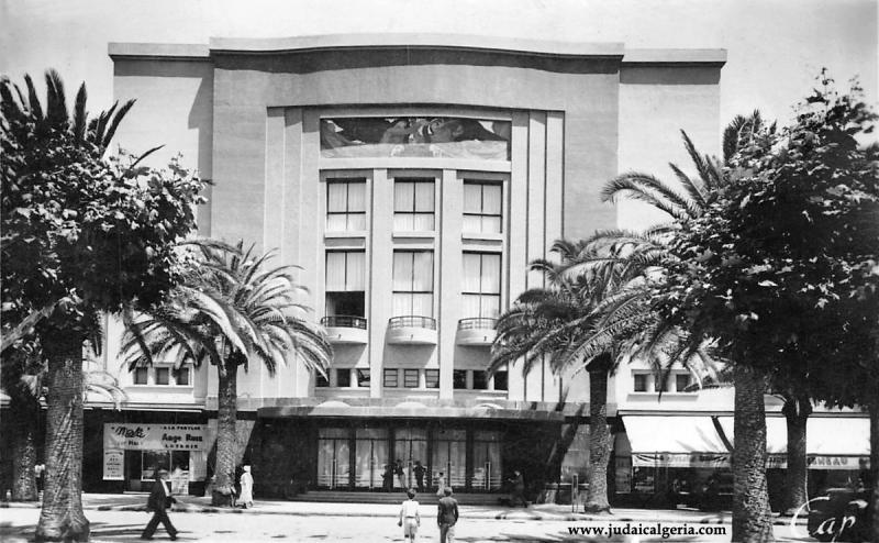 Sidi bel abbes le theatre 2