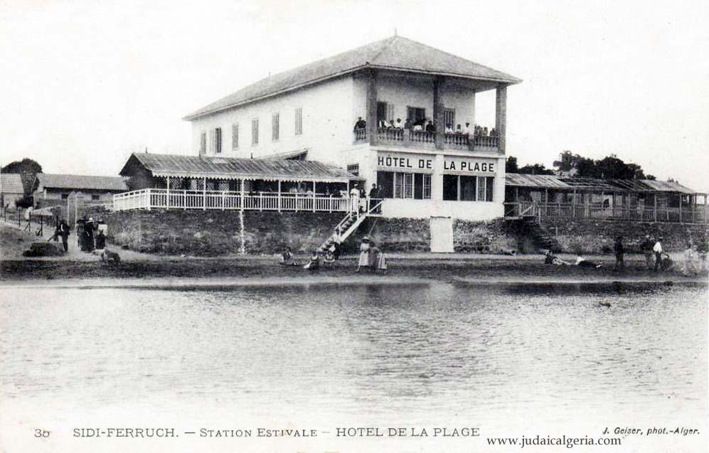 Sidi ferrucha6 hotel de la plage