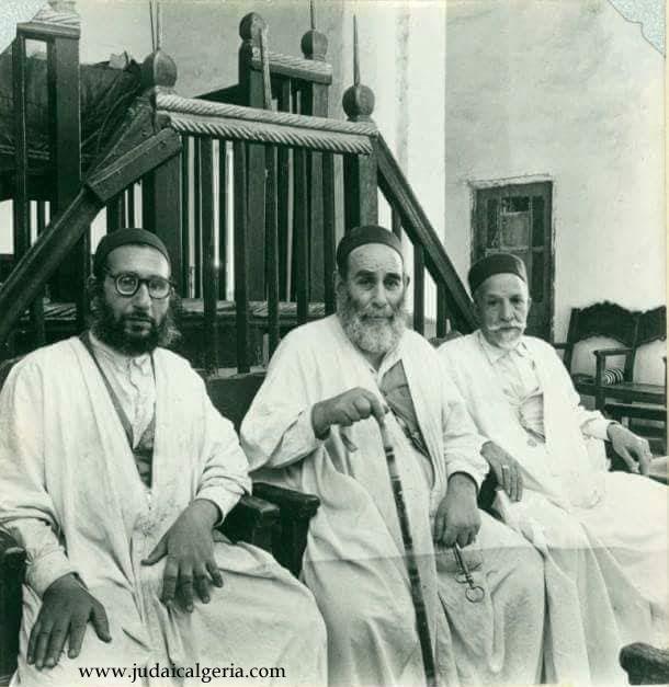 Synagogue de ghardaia le rabbin chlomo allala copy