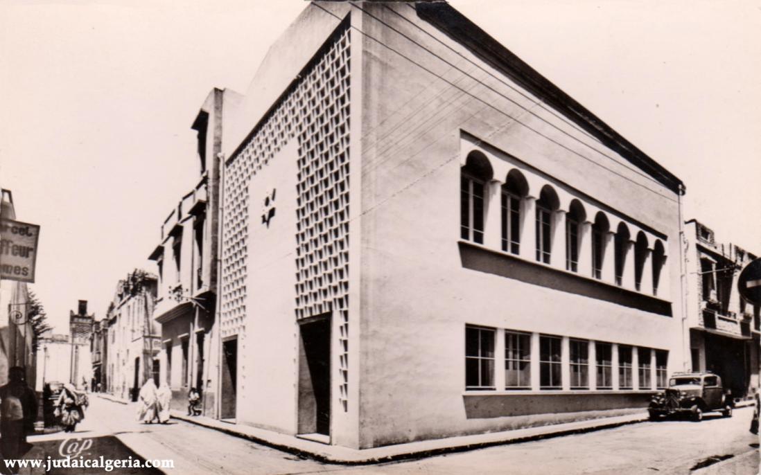 Synagogue de tlemcen