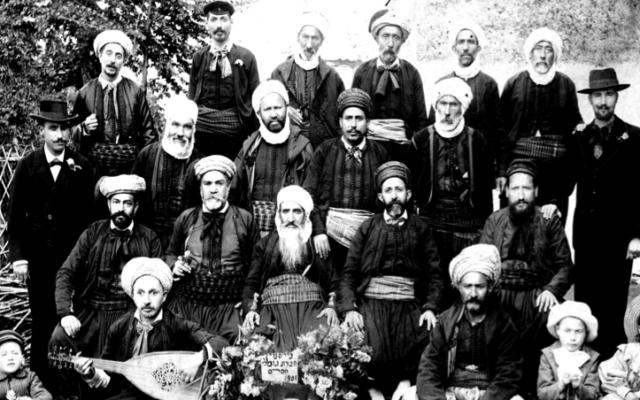 Tailleurs juifs algeriens photo jimena
