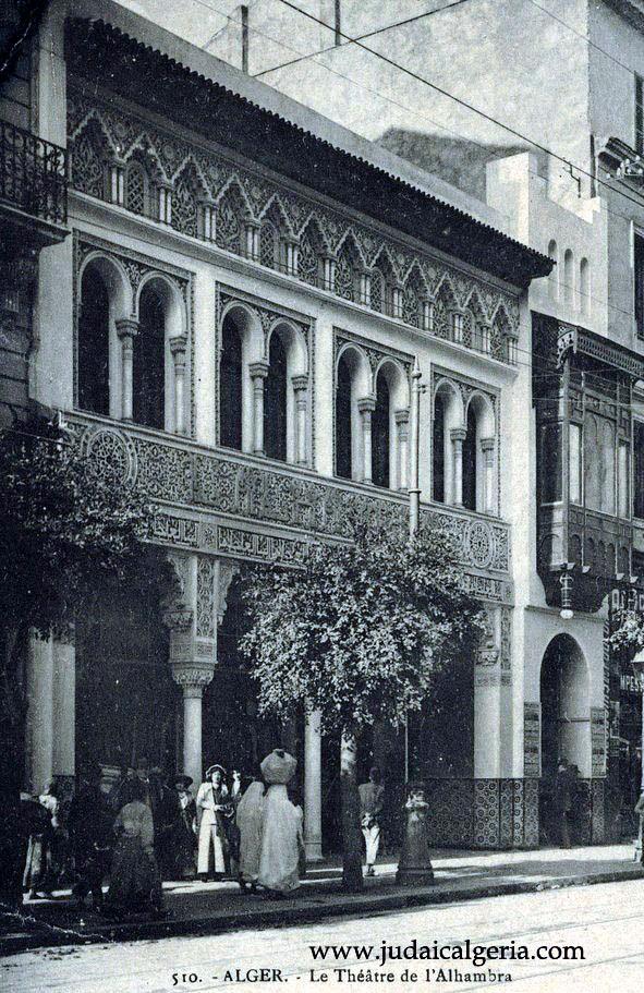 Theatre l alhambra