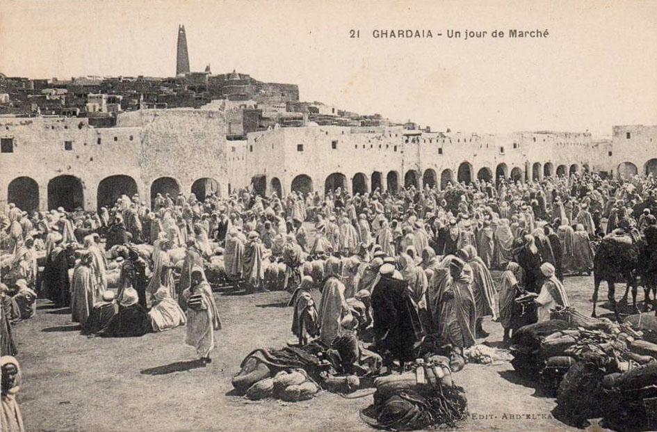 Un jour de arche a ghardaia