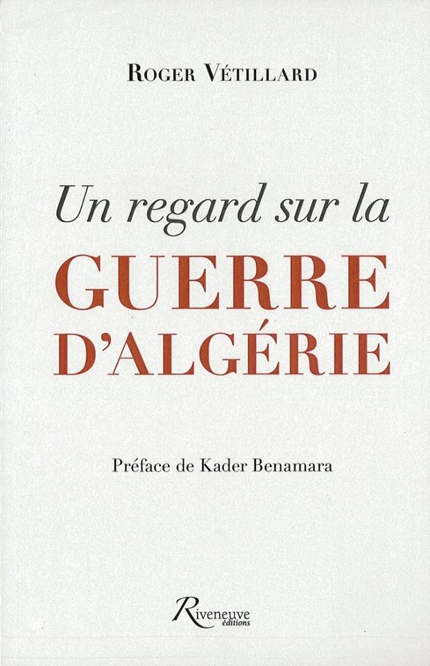 Un regard sur la guerre d algerie couverture