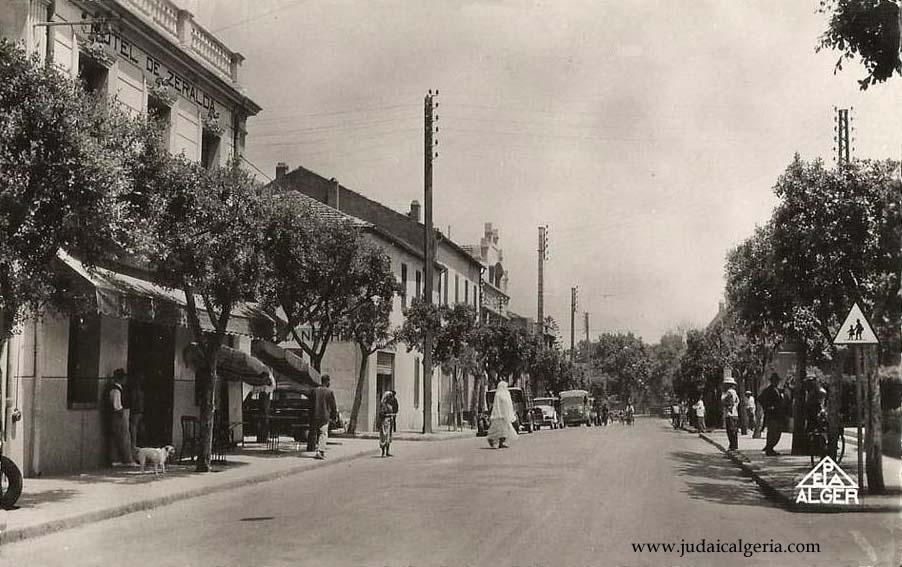 Zeralda rue principale 1